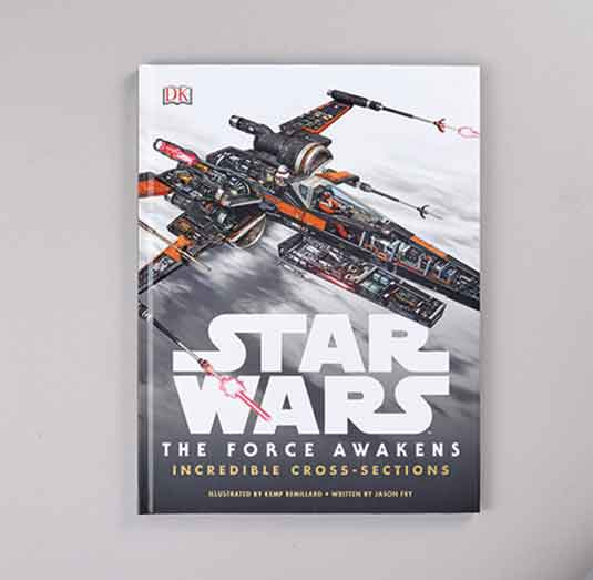 Star Wars The Force Awakens Incredible Cross-Sections