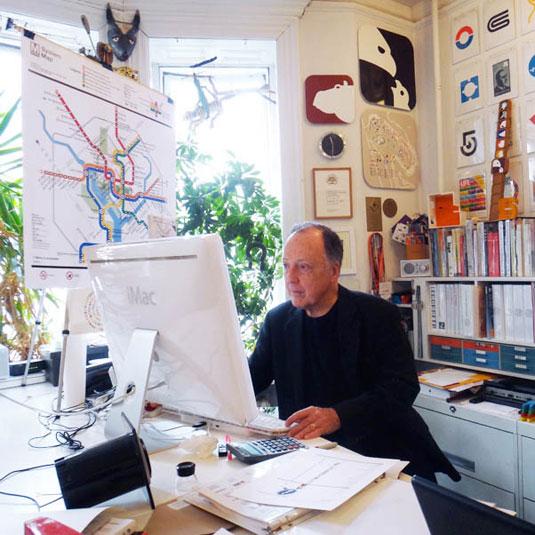 Iconic designers - Lance Wyman