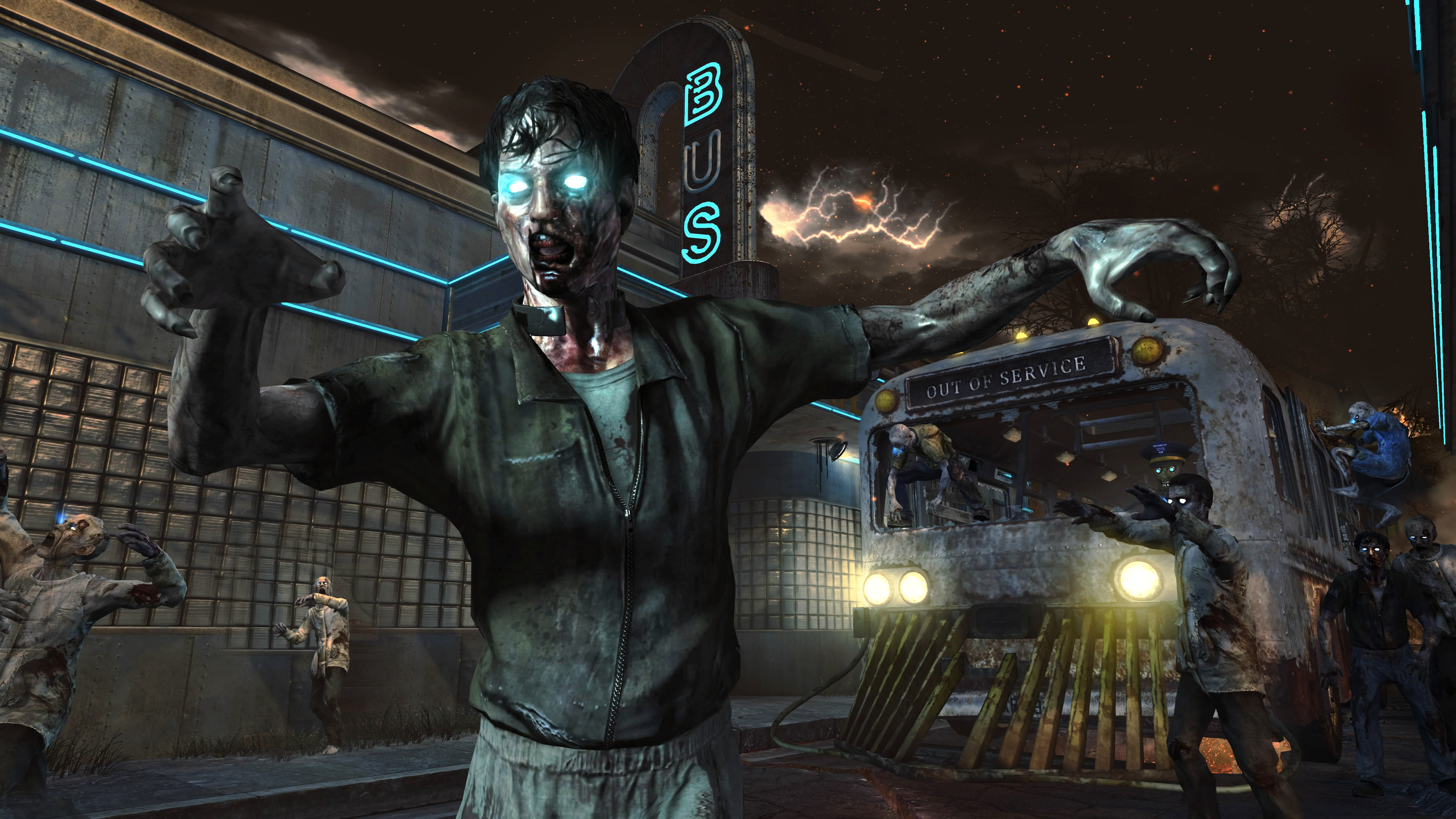 Call of Duty Black Ops II Zombies , 8 things to do in Tranzit mode