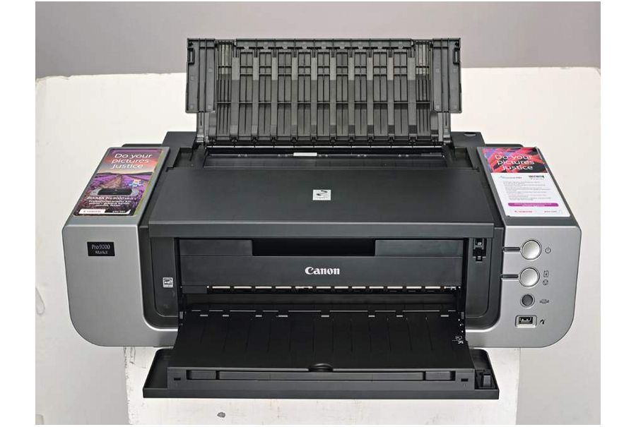 Canon PIXMA Pro9000 Series Quick Start Manual