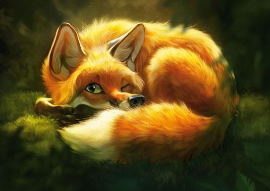Step 4 fox