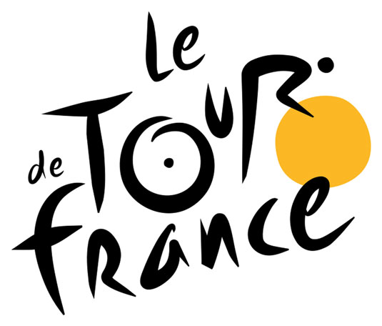 Current Tour de France logo