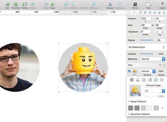 Pulling in user photos with Content Generator for Sketch