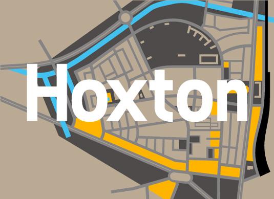 Hoxton font