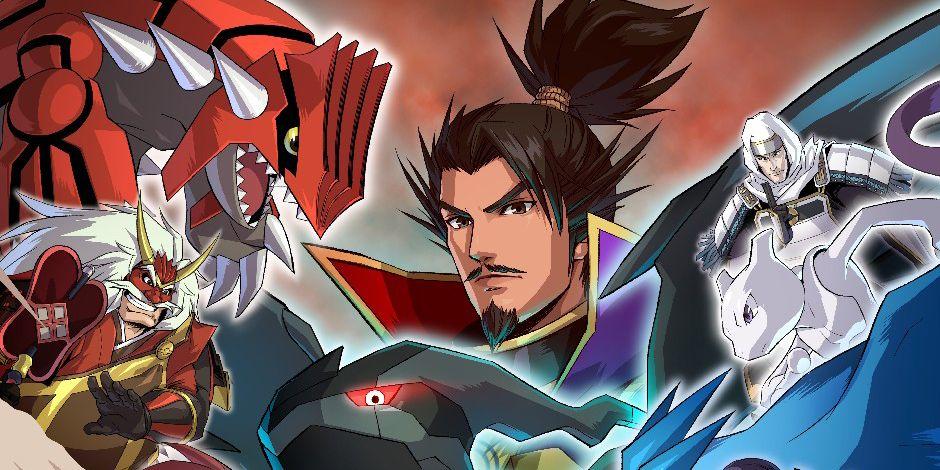 pokemon conquest review gamesradar