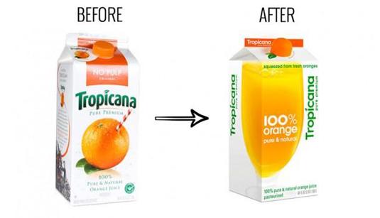 Embarrassing branding blunders - Tropicana