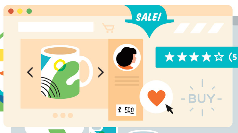 4 tips for boosting sales of your designs online
