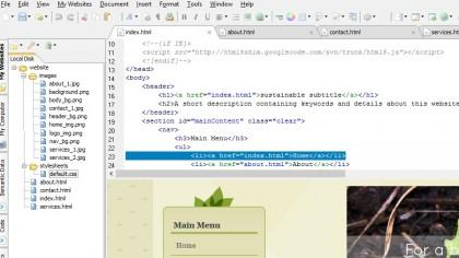 Download CoffeeCup Free HTML Editor