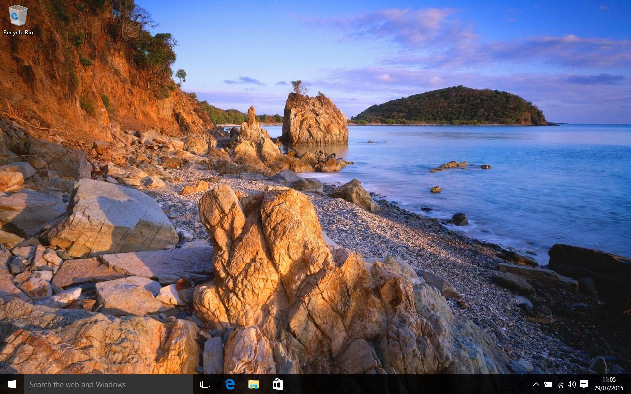 W10 desktop