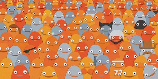 Tim Smith - Orange