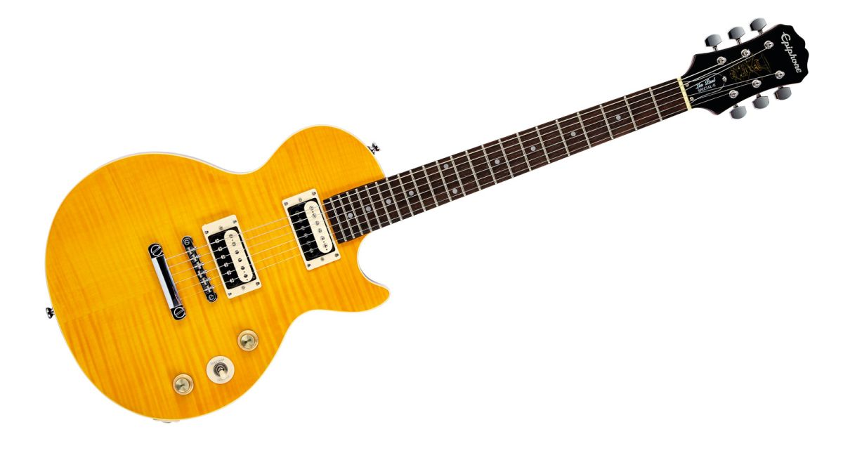Epiphone Slash Afd Les Paul Special Ii Review Musicradar