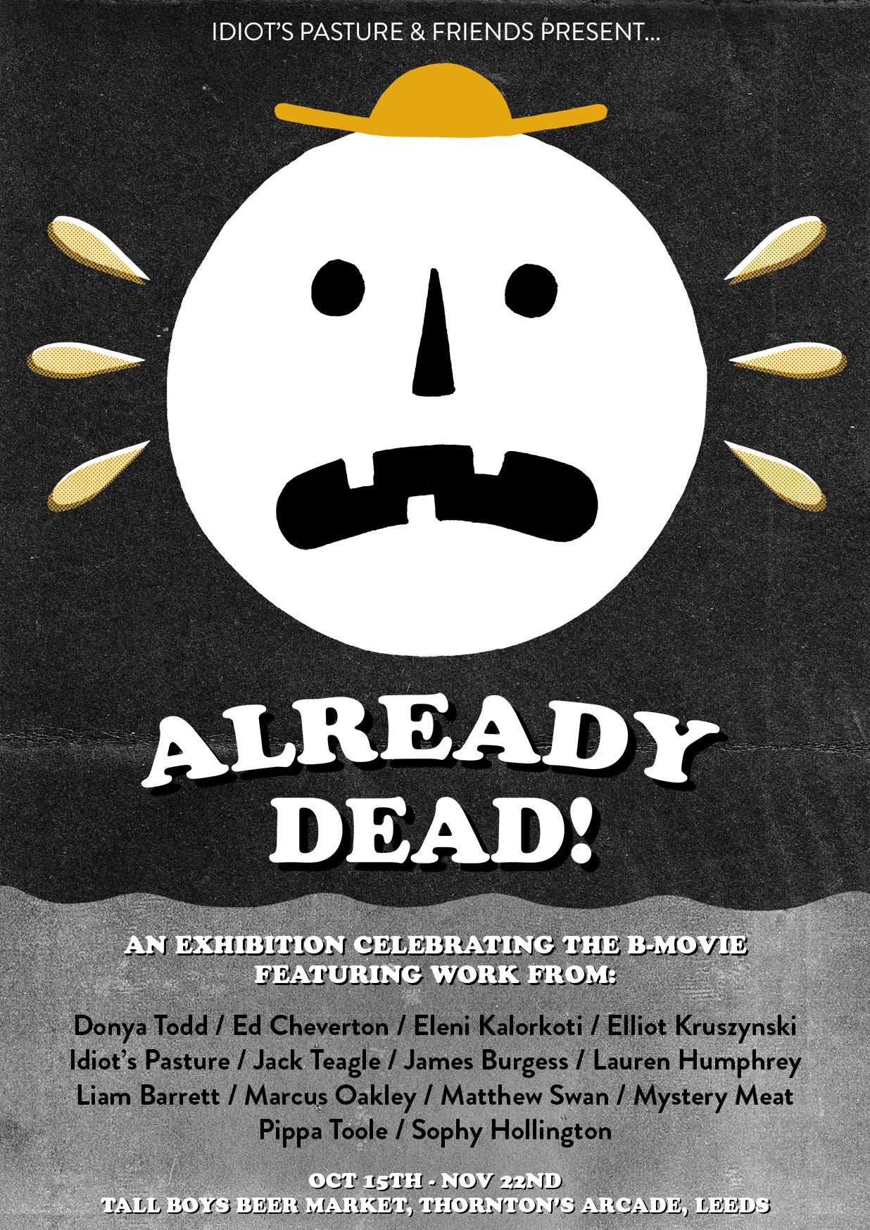 Already Dead exhibition