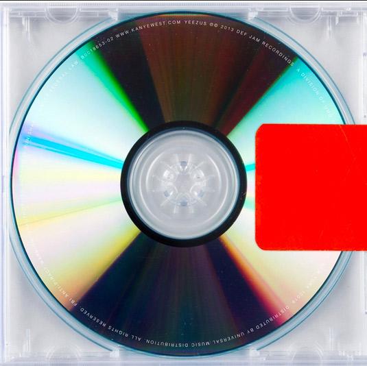 Best album covers 2013: Yeezus