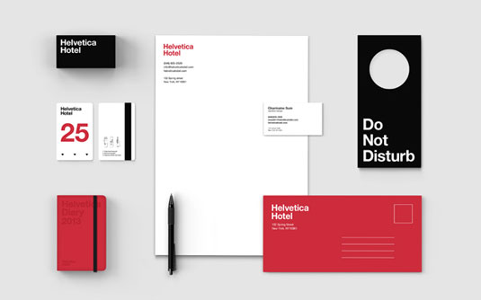 uses of helvetica
