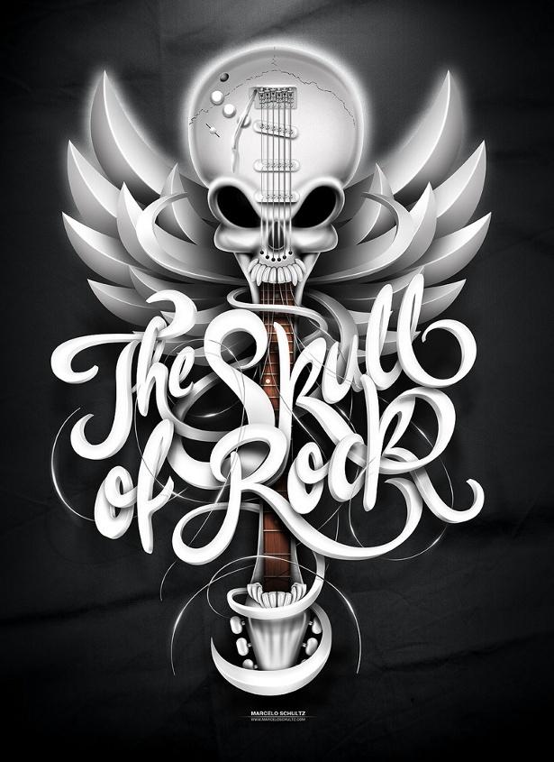Marcelo Schultz - The Skull of Rock