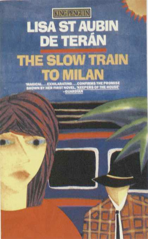 Penguin Covers: The Slow Train to Milan