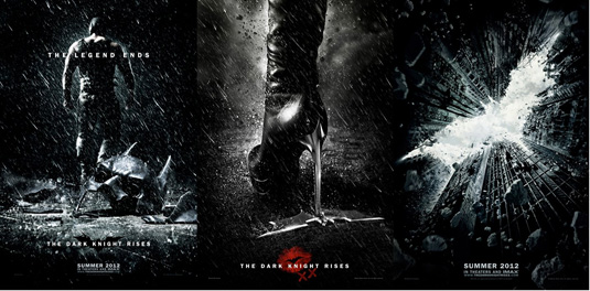 Dark Knight Rises: teaser poster