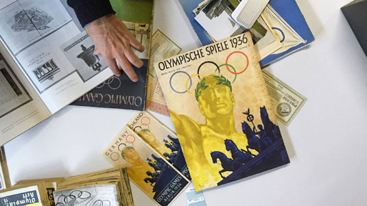 Olympic Heritage Collection assets