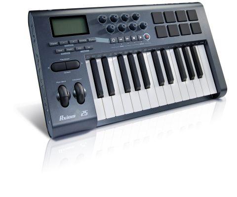 enigma software  m-audio axiom