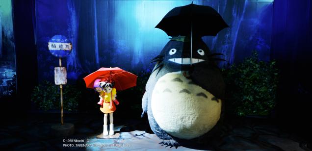 Studio Ghibli exhibition