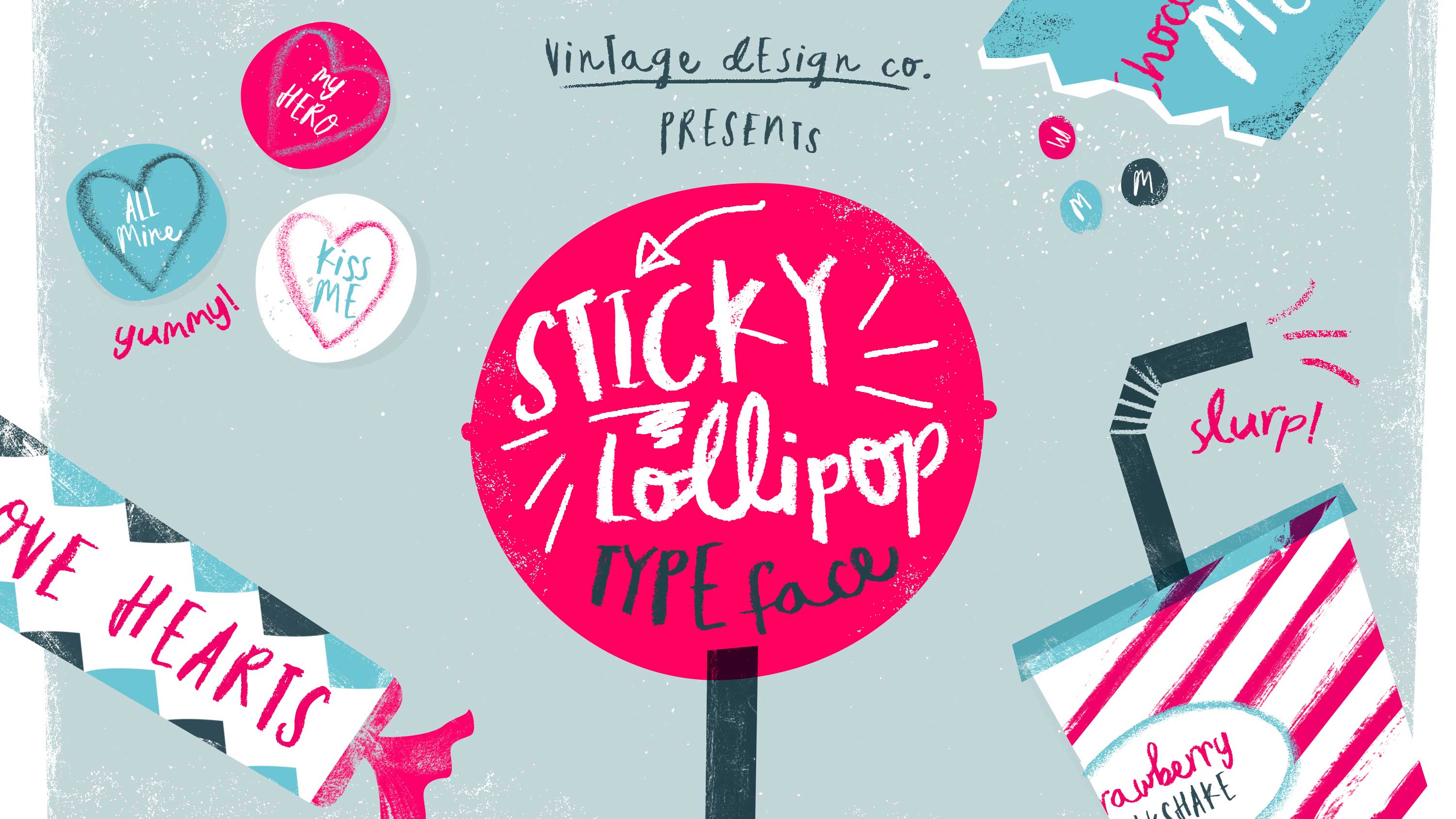 Best graphic design tools for May: Sticky Lollipop