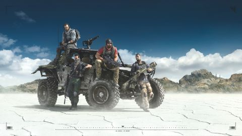The 'Ghost Recon: Wildlands' Open Beta Starts Today