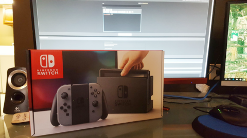 Nintendo Switch UI revealed in huge leak - see it up close