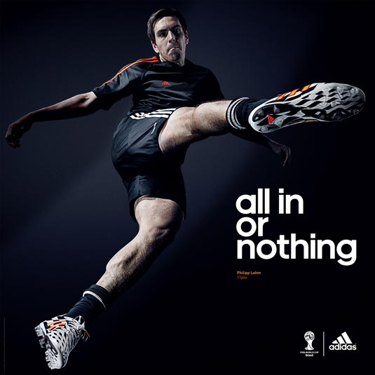 FITCH ads for Adidas