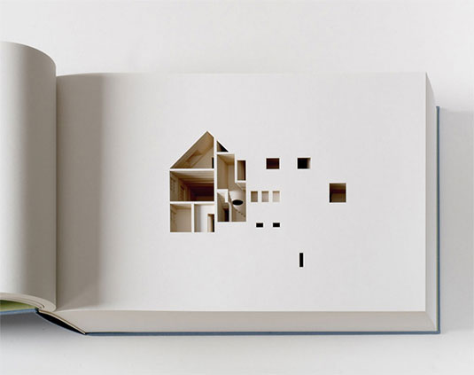 negative space house