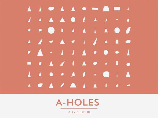 a hole book