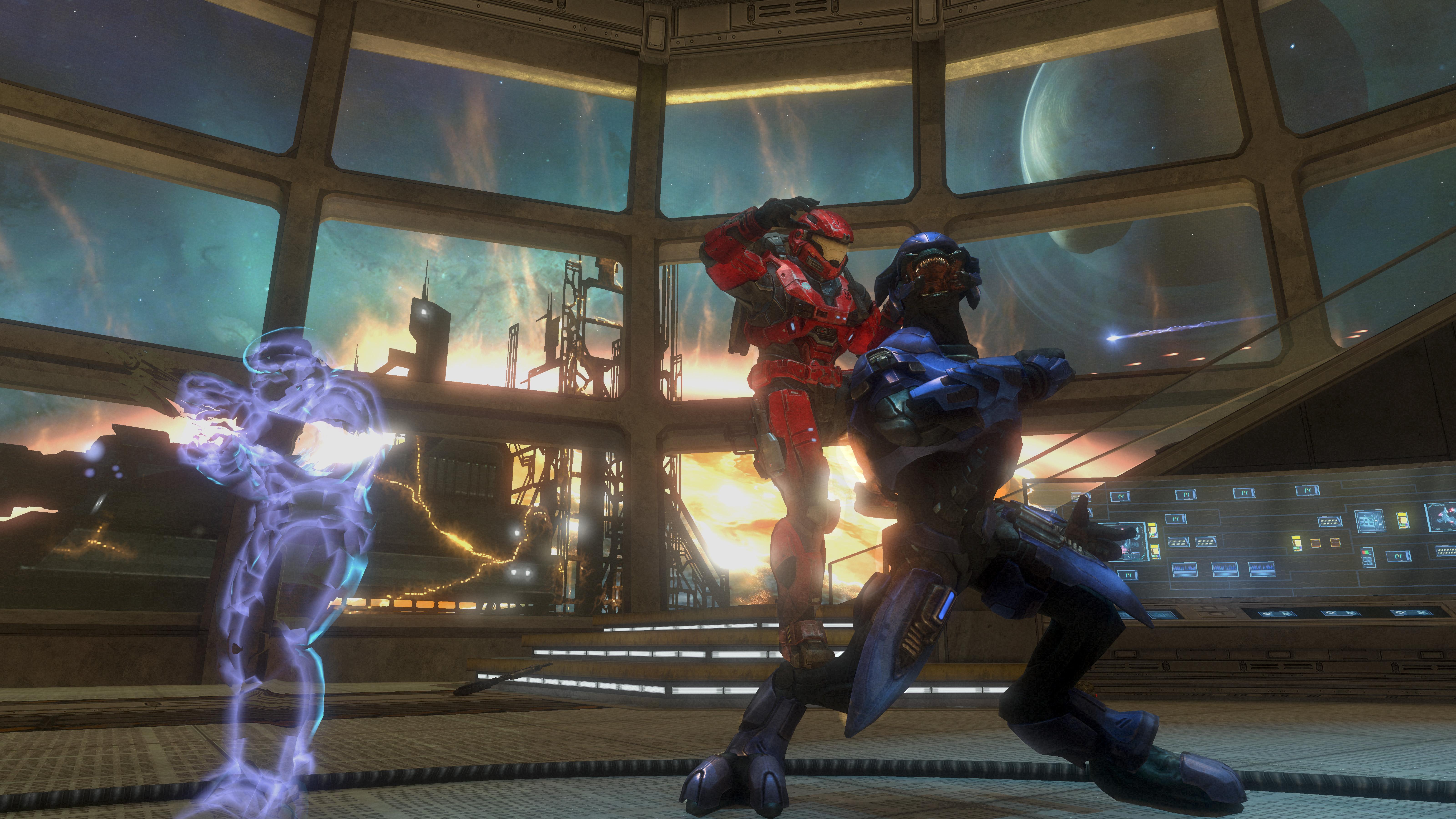 Halo reach movie review