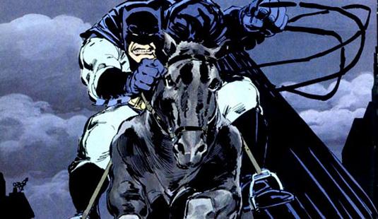 Comic book artists: Batman