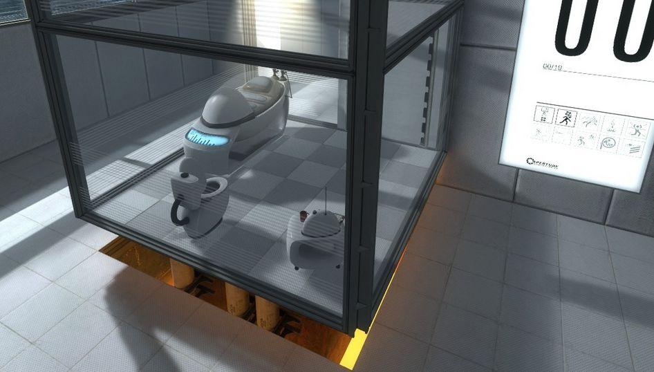 скачать игру Portal 1 на русском через торрент - фото 10