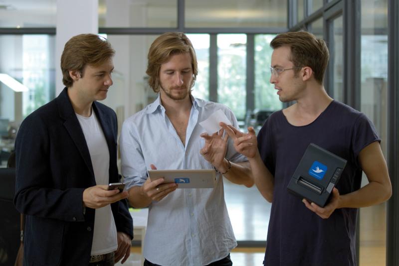 POS, IoT, Startup, Orderbird