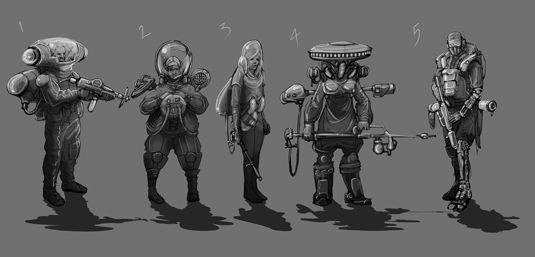 How to create successful character designs
