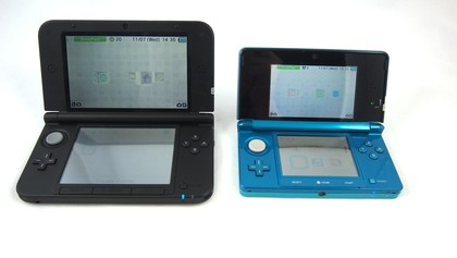 Nintendo 3DS and Nintendo 3DS XL