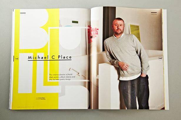 Michael C Place interview