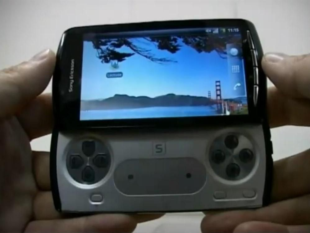 How Much Are Psp : Psp phone aka sony ericsson z shown off again techradar