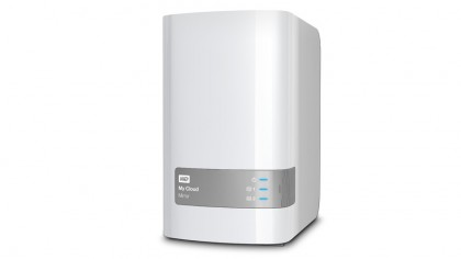WD My Cloud Mirror NAS drive