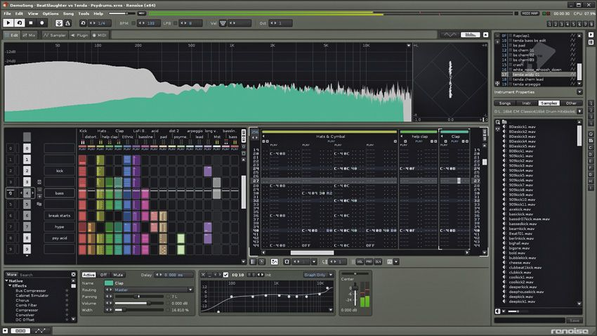 Meet The Programmers Renoise Musicradar