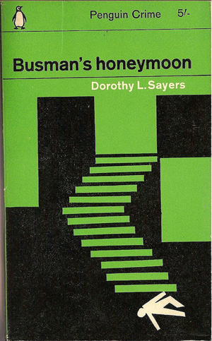 Penguin Covers: Busman's Honeymoon