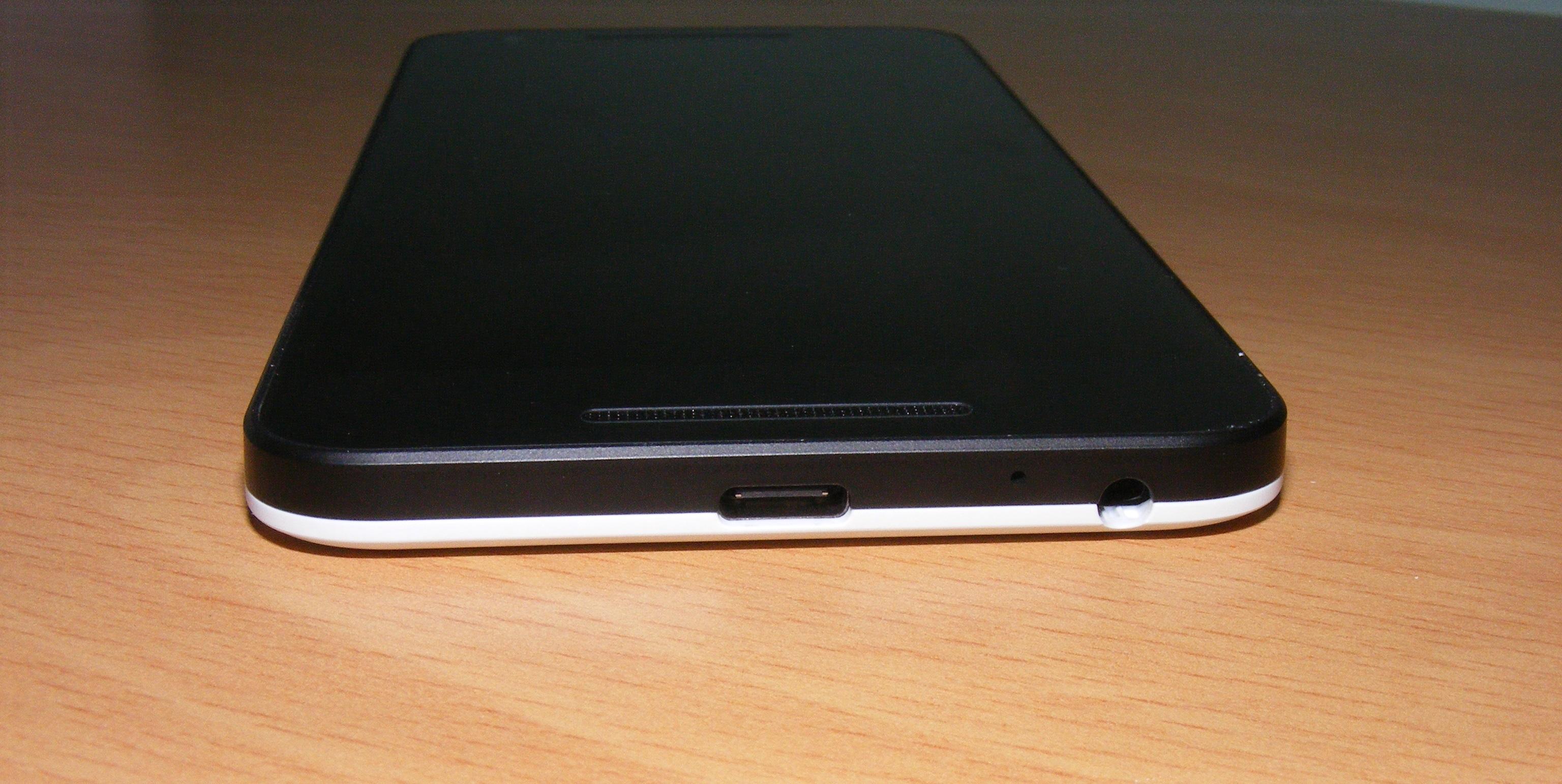 Nexus 5X ports