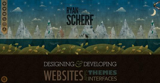 Ryan Scherf design portfolio