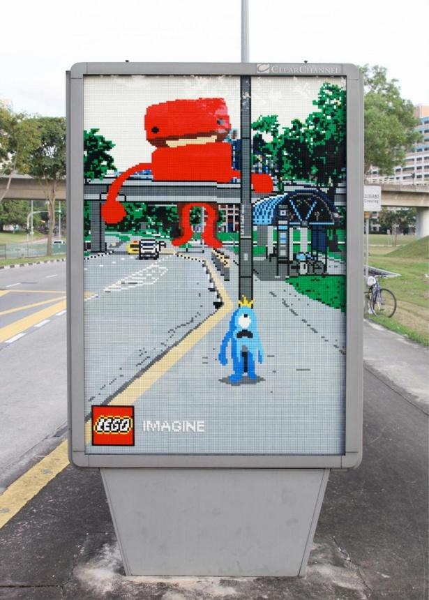 Lego, Ogilvy and Mather Malaysia, Lego Singapore