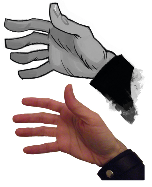 The secrets to drawing hands revealed!