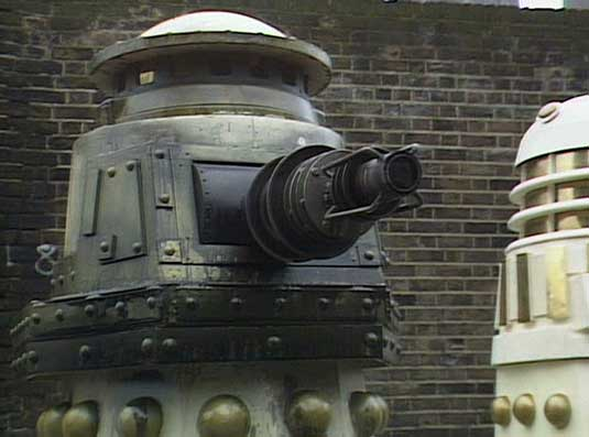 Dalek designs: Special Weapons Daleks