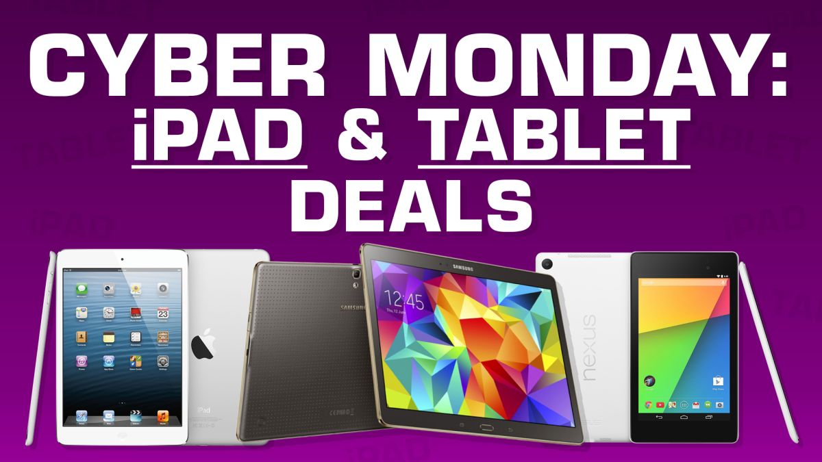 Ipad mini deals cyber monday
