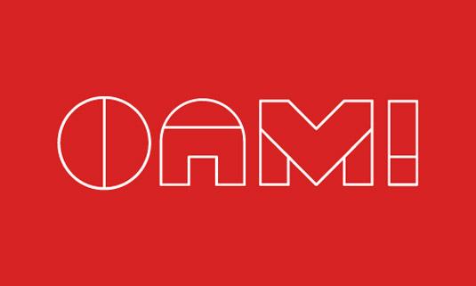 Free font: Oami