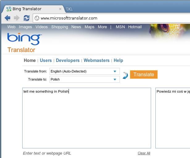 English To Italian Translator Google: Switching From Google Translate To Microsoft Translator