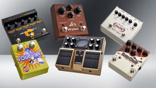 rotary speaker pedals what you need to know musicradar. Black Bedroom Furniture Sets. Home Design Ideas
